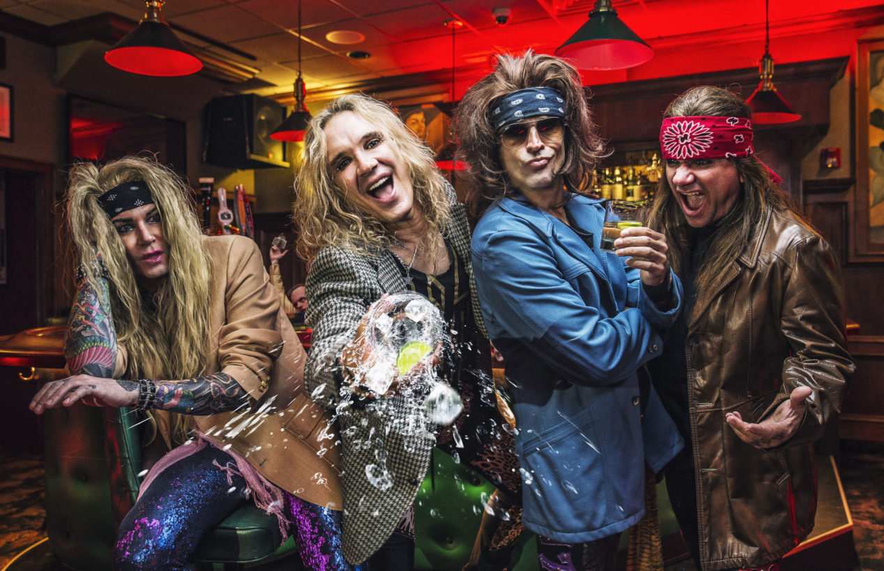 Steel Panther Uk Tour Support