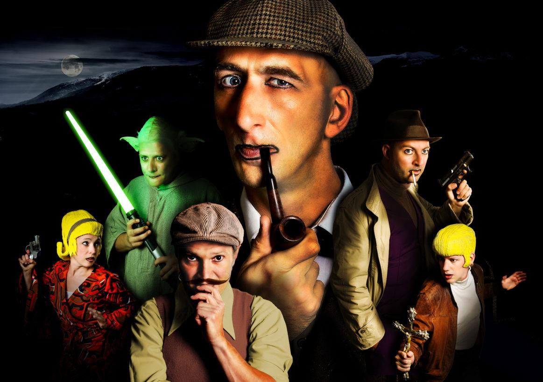 Das VPT präsentiert: Sherlock Holmes und die Liga der ...